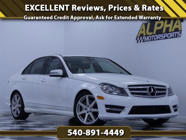 Used 2013 Mercedes-Benz C-Class , $22999