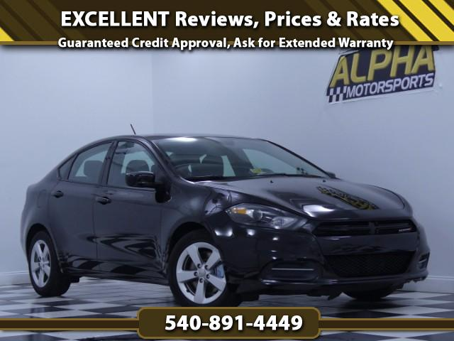 Used 2016 Dodge Dart, $11750