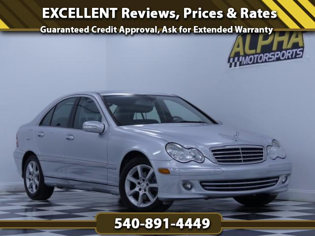Used 2007 Mercedes-Benz C-Class , $9900