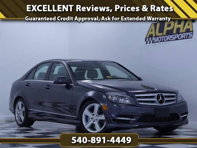 Used 2011 Mercedes-Benz C-Class , $12500
