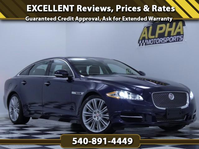 2014 Jaguar XJ-Series XJL Supercharged