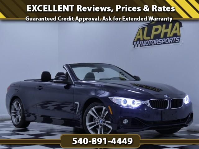 2014 BMW 4-Series 428i xDrive SULEV Convertible