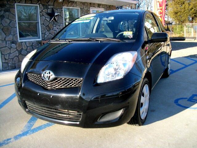 2009 Toyota Yaris Liftback 3-Door AT