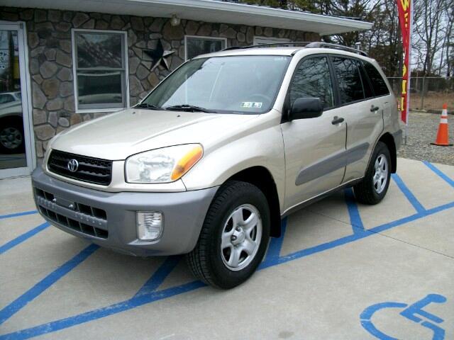 2002 Toyota RAV4 4WD