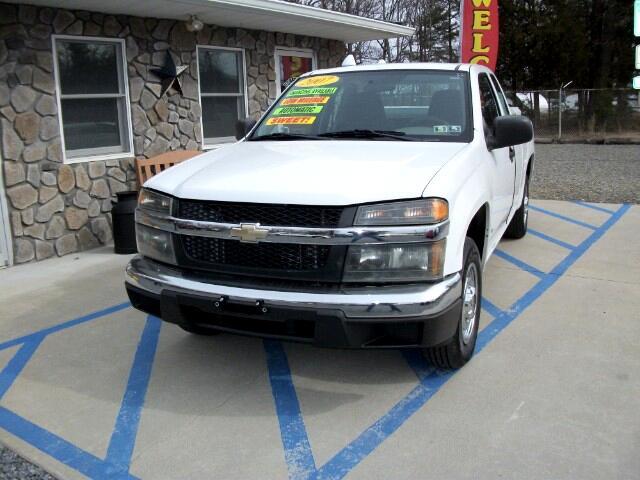 2007 Chevrolet Colorado LS Ext. Cab 2WD