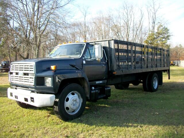 1992 Ford F600G