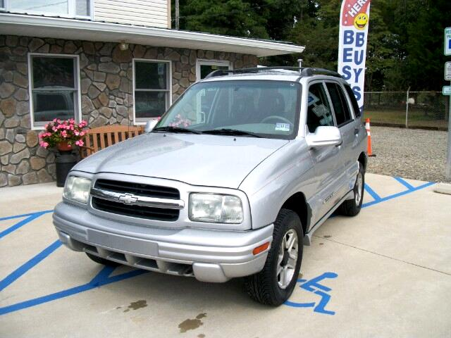 Used 2004 chevrolet tracker lt 4wd for sale in for Economy motors cookstown nj