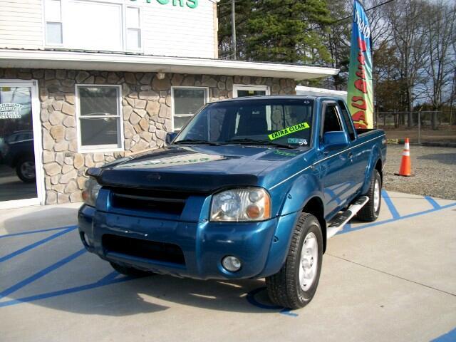 2001 Nissan Frontier XE-V6 King Cab Desert Runner 2WD