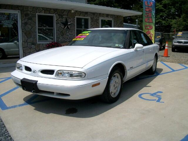 1999 Oldsmobile Eighty Eight 50th Anniversary