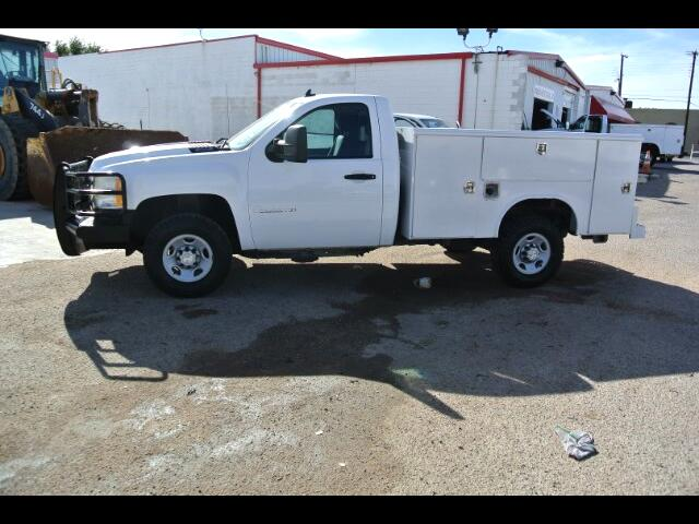 2009 Chevrolet Silverado Classic 2500HD Work Truck Long Box 2WD