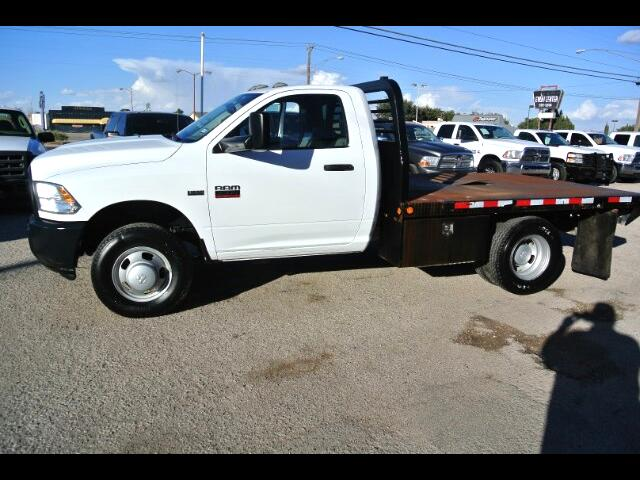 2012 Dodge Ram 3500 Regular Cab 2WD DRW