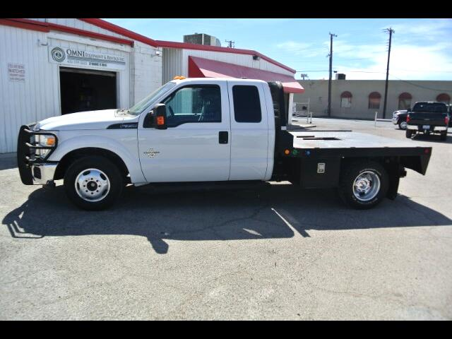 2015 Ford F-350 SD XL SuperCab Long Bed DRW 2WD