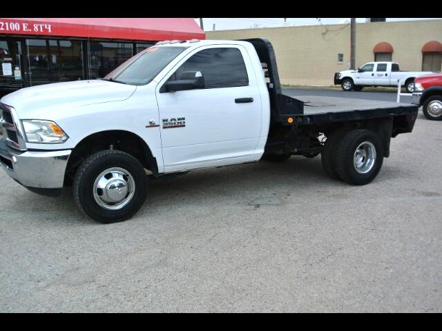 2015 RAM 3500 Tradesman Regular Cab 4WD DRW