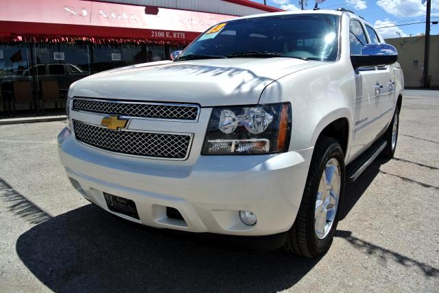 2013 Chevrolet Avalanche LTZ 2WD BLACK DIAMOND ED