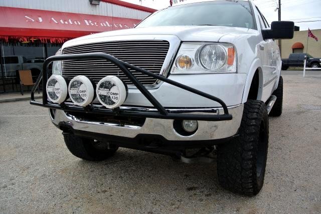 2008 Ford F-150 Lariat SuperCrew 4WD REGENCY CONVERSION