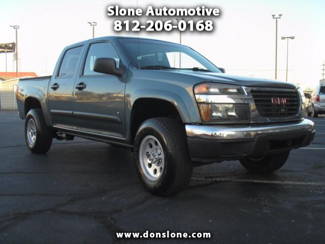 View GMC Canyon details