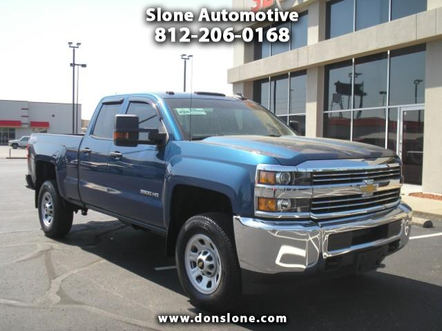 View Chevrolet Silverado 2500HD details