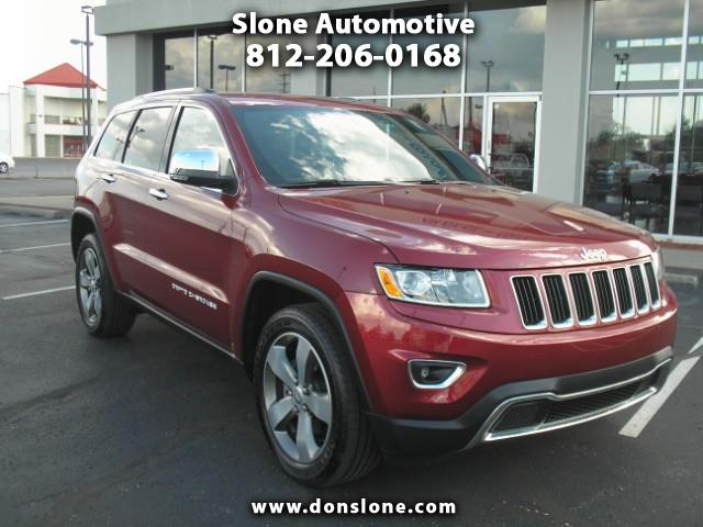 View Jeep Grand Cherokee details