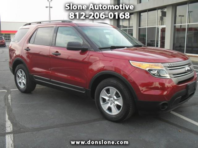 View Ford Explorer details