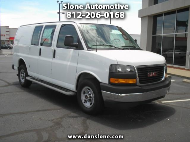 View GMC Savana details