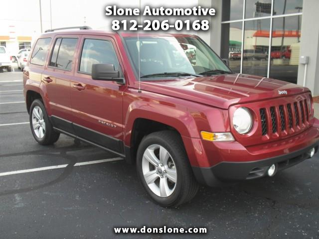 View Jeep Patriot details