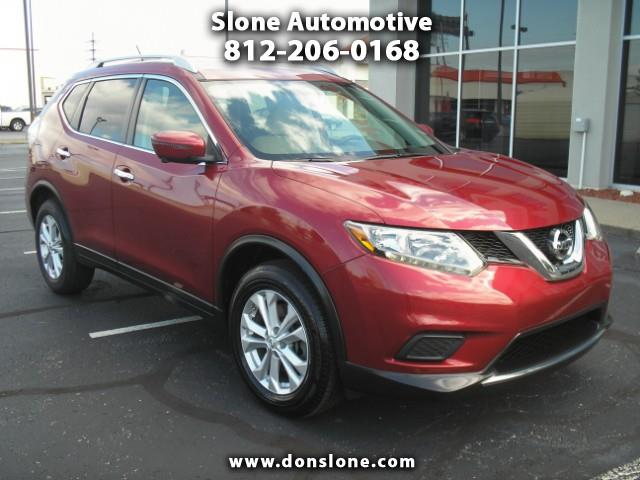 View Nissan Rogue details