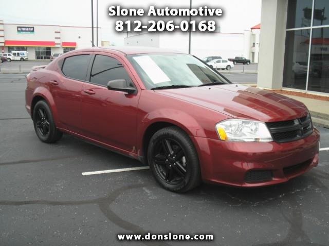 View Dodge Avenger details