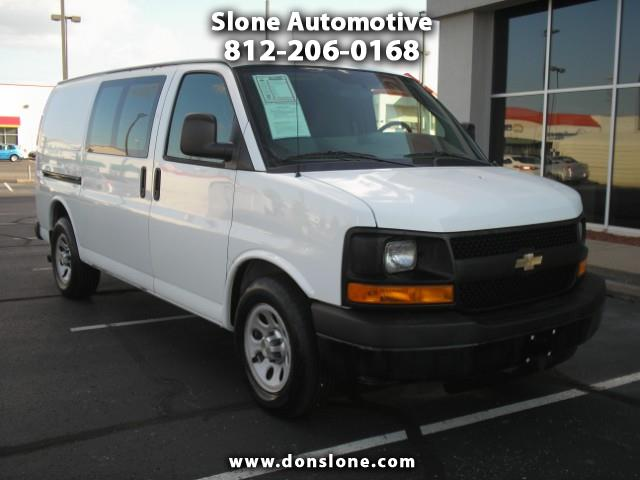 View Chevrolet Express details