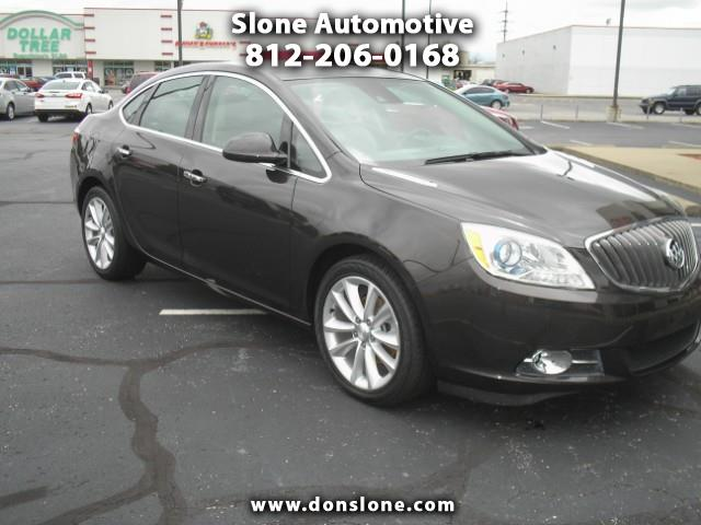 View Buick Verano details
