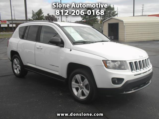 View Jeep Compass details