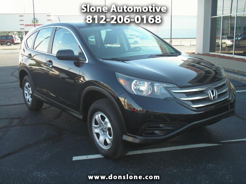 View Honda CR-V details