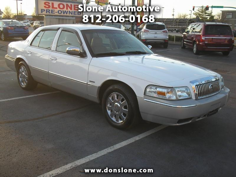 View Mercury Grand Marquis details