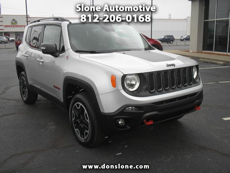 View Jeep Renegade details