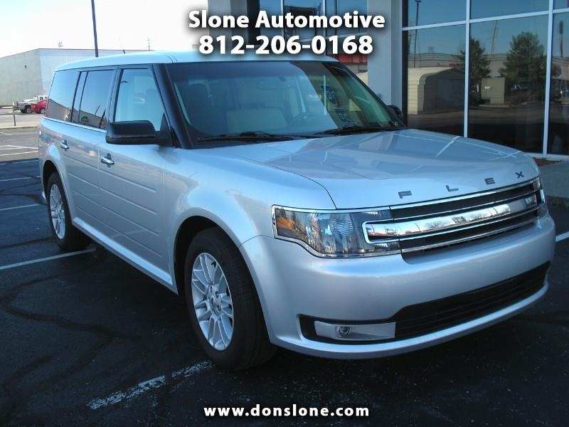 View Ford Flex details