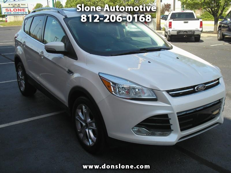 View Ford Escape details