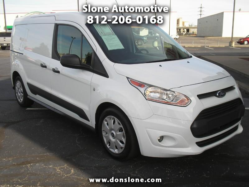 View Ford Transit Connect details