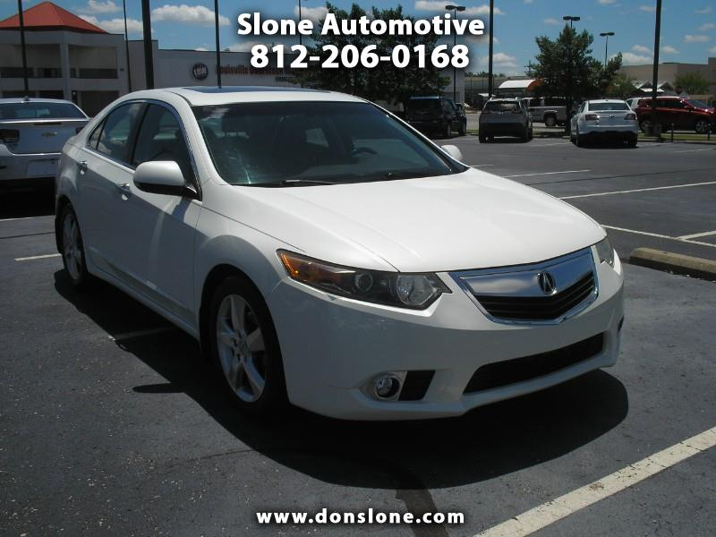View Acura TSX details