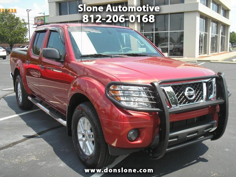 View Nissan Frontier details