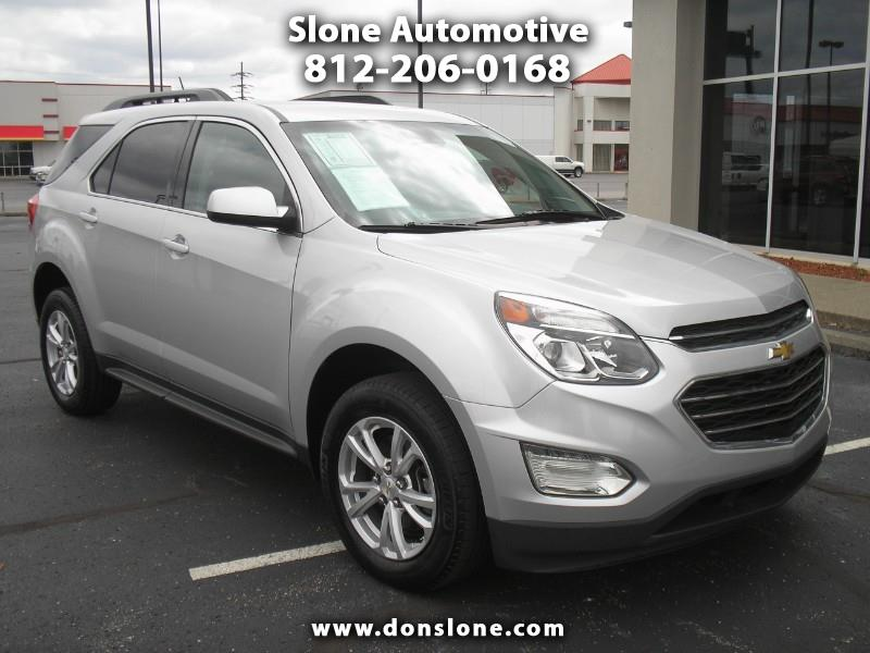 View Chevrolet Equinox details