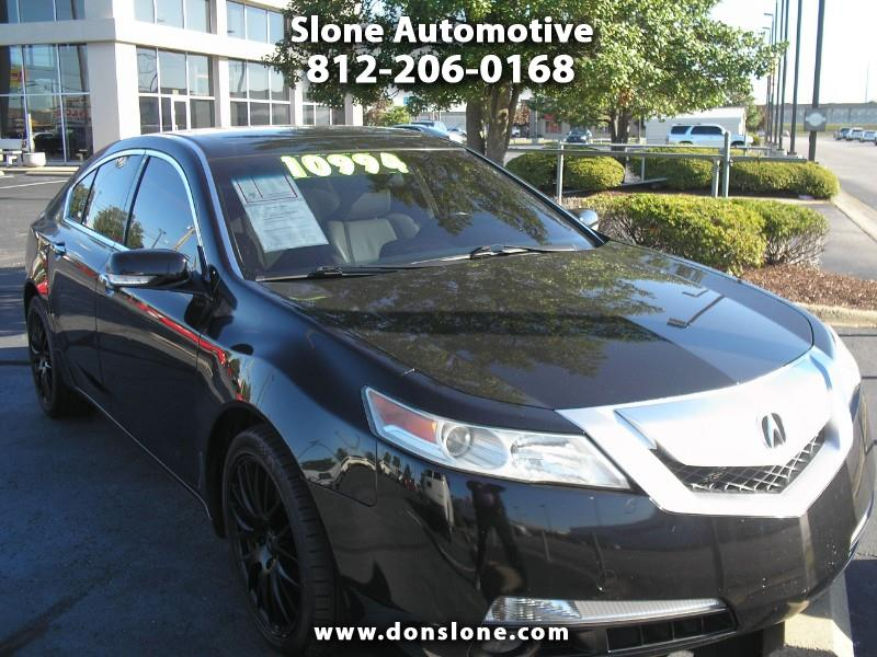 View Acura TL details