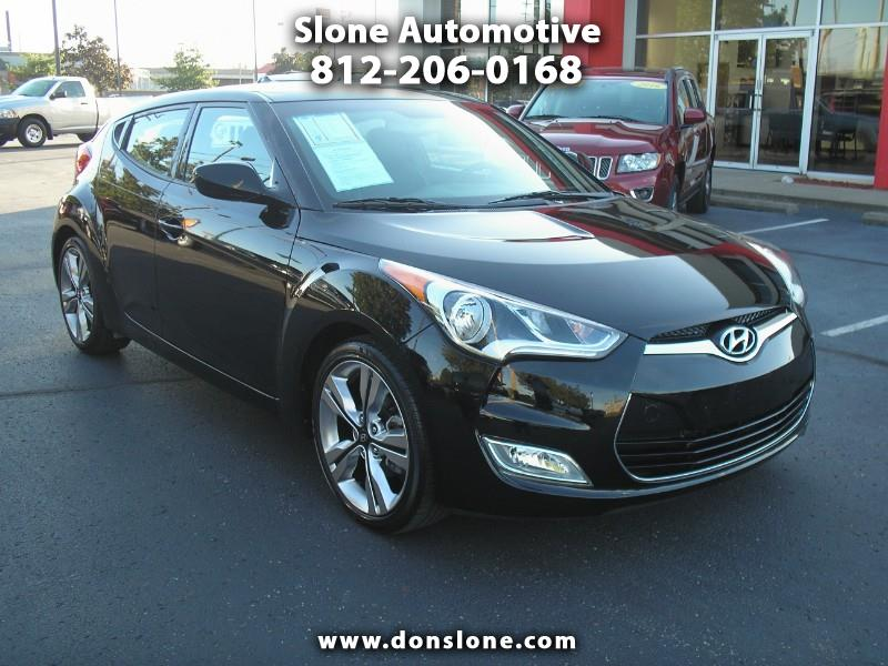 View Hyundai Veloster details