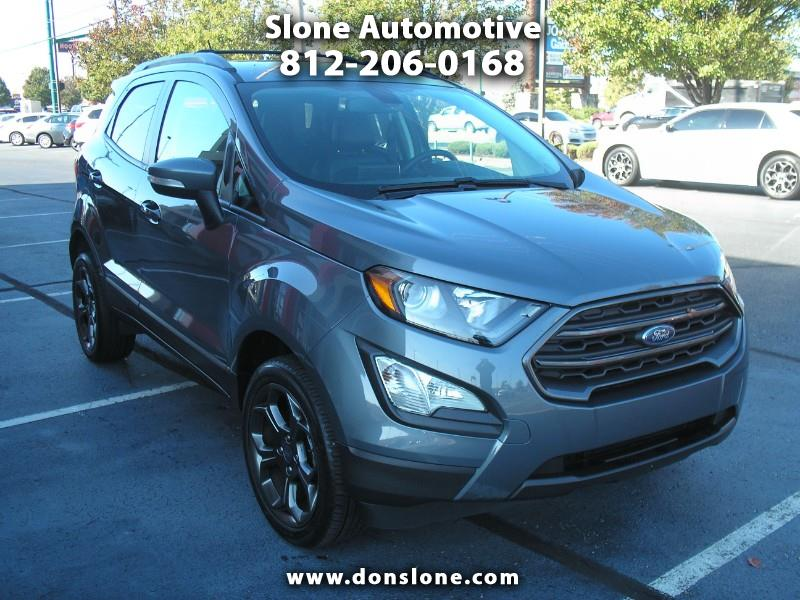 View Ford EcoSport details