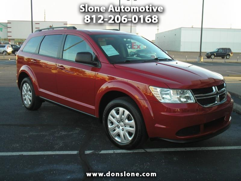 View Dodge Journey details