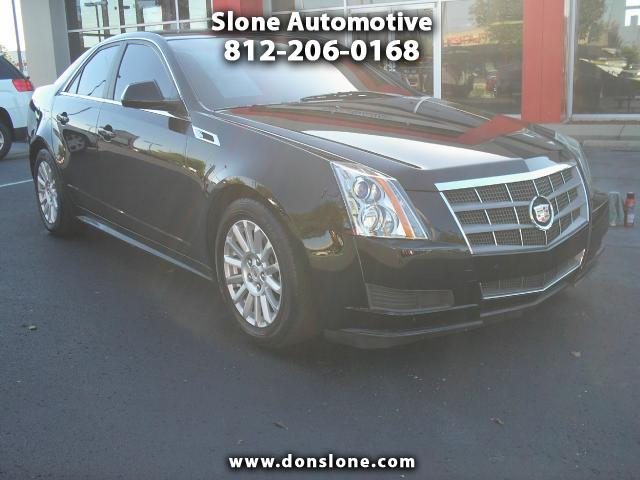 View Cadillac CTS details