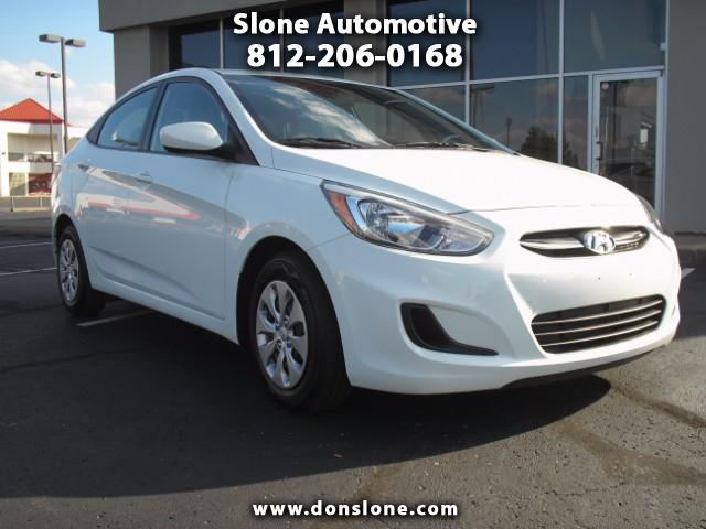 View Hyundai Accent details