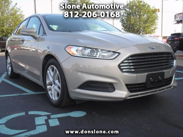 View Ford Fusion details