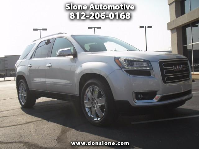 View GMC Acadia Limited details
