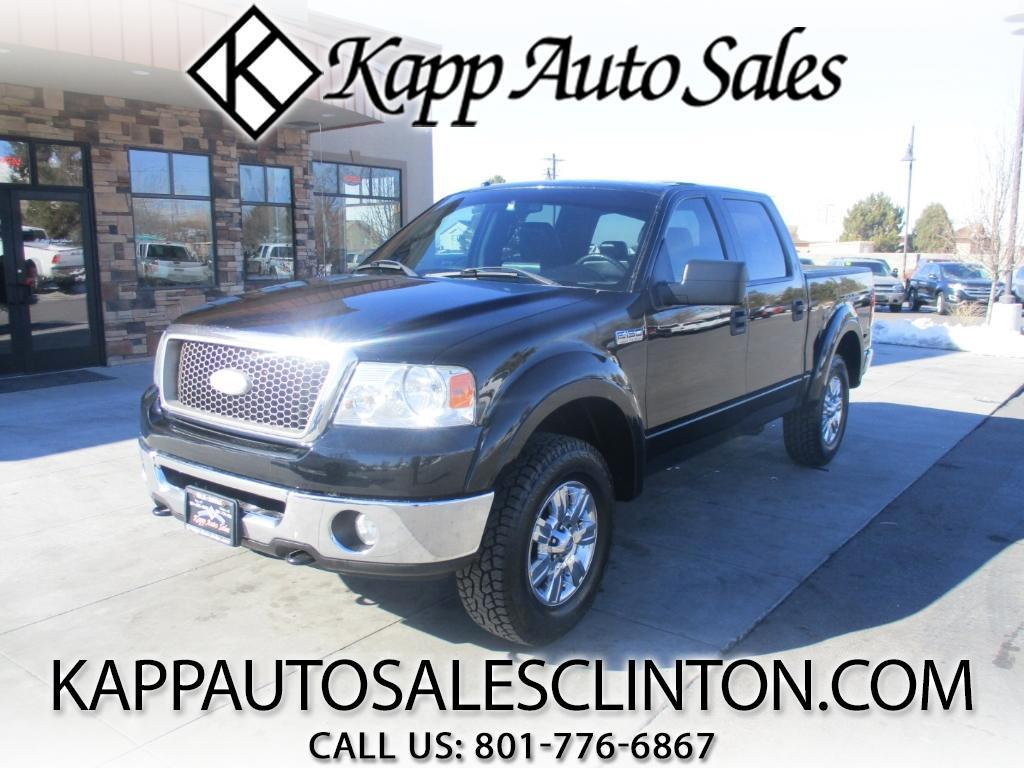 2007 Ford F-150 Lariat SuperCrew 4WD