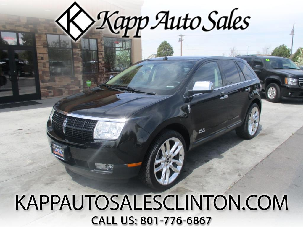 2010 Lincoln MKX AWD Limited Edition Elite