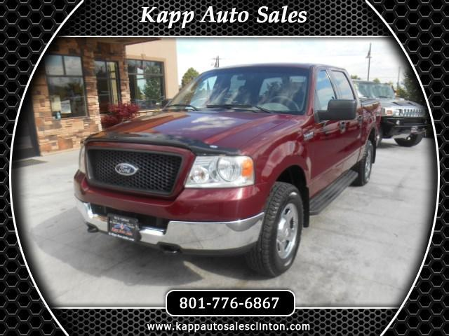 Kapp Auto Sales >> Used 2005 Ford F-150 for Sale in Clinton UT 84015 Kapp ...